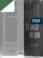 El gallo de oro - Juan Rulfo.pdf