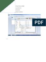 How to Setup Scan on Ricoh Aficio C2035E