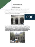 Psicologia de La Arquitectura