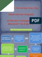 Desarrolo de La Lengua QUINTERO Por Jose Gpe Posada