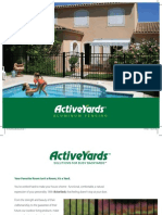 Active Yards Aluminum Fence Brochure