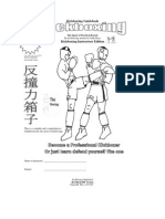 Kickboxing Guidebook Instructor Edition