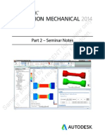 ADSK Sim Mechanical 2014 Part2-EVAL