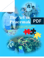 The Art in Peacemaking