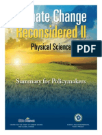 Summary-For-Policymakers Climate Change Reconsidered II Physical Science