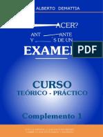 Examenes - Complemento