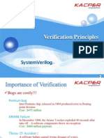 System Verilog Verification basics