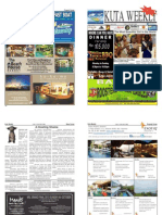 "Kuta Weekly-Edition 356 Bali's Premier Weekly Newspaper"""