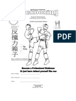 Kickboxing Guidebook Free Download