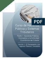 Leccion 1. Presupuesto Ingresos Publicos