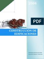 Texto guía sobre construcción de edificaciones