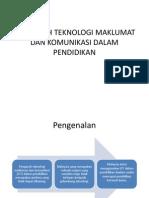 Pengaruh Teknologi Maklumat Dan Komunikasi Dalam Pendidikan