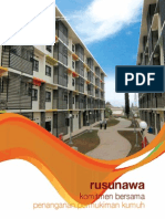 Buku Rusunawa 2012