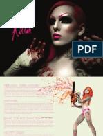 Beauty Killer - Digital Booklet