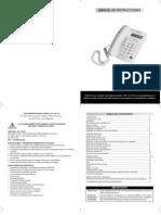 Telefono Cablevision Beetel Tc-9200 Instructivo