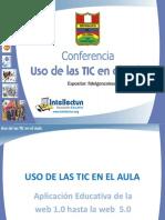 Conferencias Uso de Las TIC en El Aula