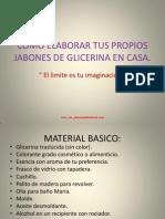 PDF Jabones Glicerina