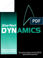 Starfleet Dynamics