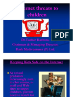 Internet Threats to Children