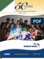 International Institute 50th Anniversary Brochure
