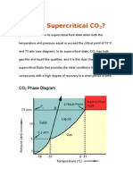 What is Super Critical CO2