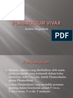 Ke-11 Plasmodium Vivax
