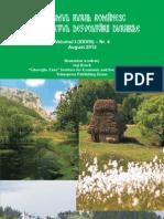 Turism Rural - Volumul I Nr. 4