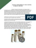 Biologi Industri