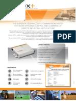 Unimax HSPA Ethernet 3G Router Connectivity - Maxon