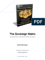 Sovereign Matrix