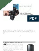 DM-270_Quik Guide En