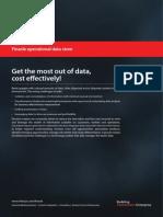 Operational Data Store