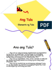 Ang Tula