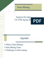 Data MiningbySangeeta