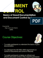 Document Control Training-1