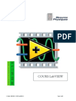 Cours Labview 09