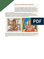 Svastika y Ganesha