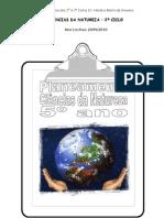 Planeamento Geral 5º Ano 2009-2010