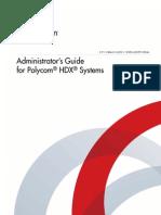 Polycom Hdx Administrator Guide
