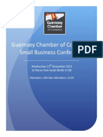 Small Business Conference Flyer