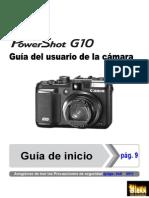 G-10 Guia de Usuario