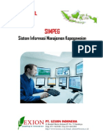Proposal SIMPEG 2013