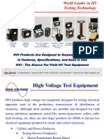 HVI Products Presentation