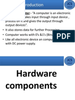 Hardware and Networking Notes By Jafar Shaikh COCSIT