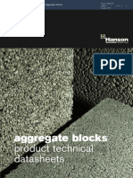 Aggregate Blocks Technical Manual