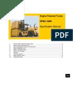 #6.4 Specificatio Manual Cat IC CB 8.0-16.0t Apr 2011