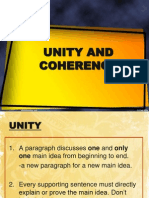 CHAPTER 2-Unity Coherence