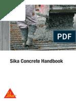 Sika Concrete - Handbook 2012