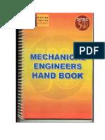 Mech Eng Handbook ONGC
