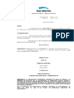 Ordenanza Fiscal e Impositiva 2013